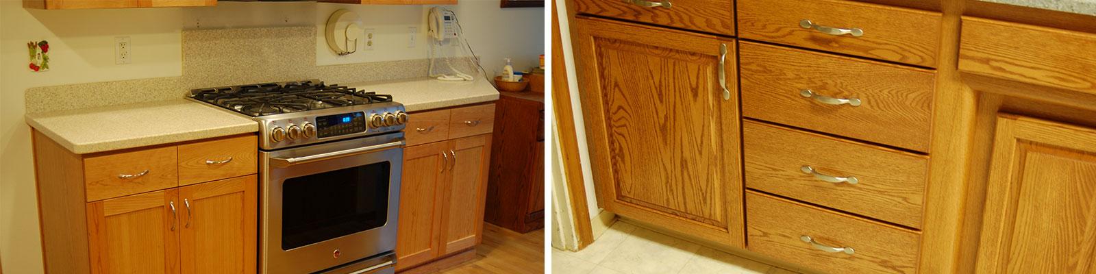 Kitchen Cabinet Refacing Kitchen And Bathroom Renovation Remodel