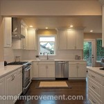 Kitchen Remodel Auburn Cabinets & Counters Coast Home Improvement