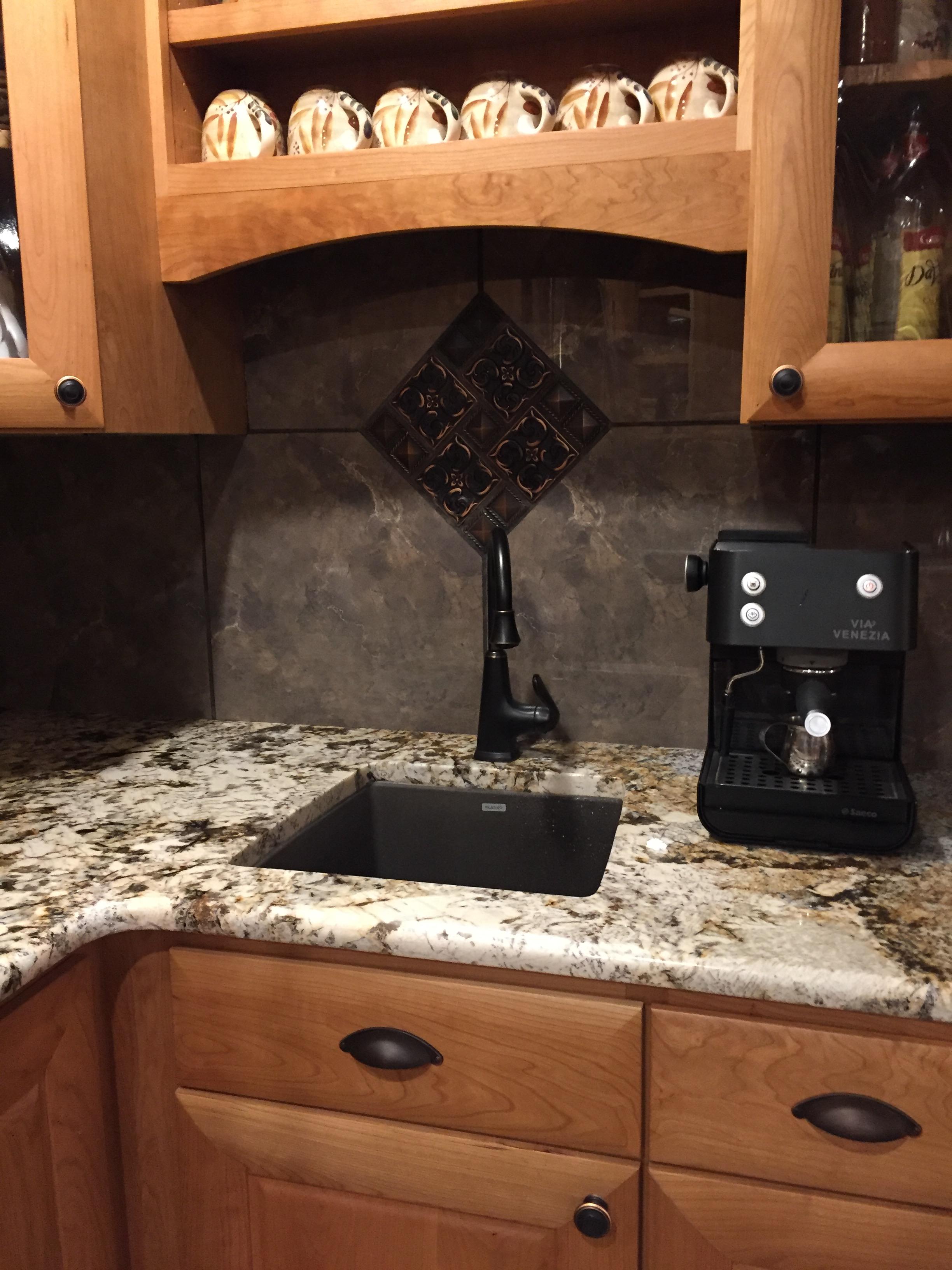 Granite Quartz and Corian Countertops design and installation